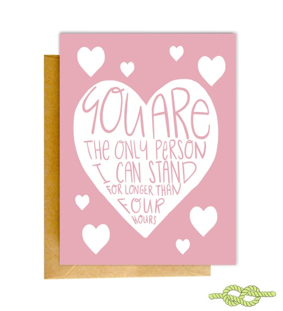 funny valentines day card valentines card funny love card, Ideas