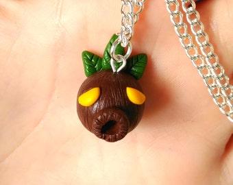 Zelda Deku mask Necklace kawaii the legend of zelda