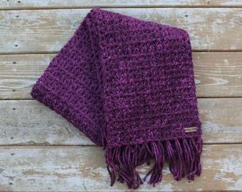 Crochet Super Scarf
