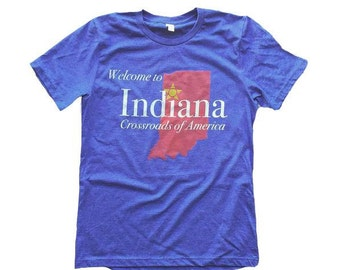 Welcome to Indiana Tee