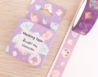 Cute washi tape - diamonds | Cute Stationery