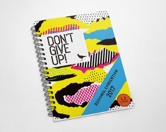 LEVEL 2 Age 6-8 Don't Give Up 2017 Convention. Kids Activities. PRINTED