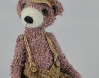 OOAK, artist bears, teddy bear, unique piece, honors