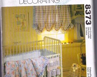 Baby Room Pattern - Patrons pour une chambre de bébé - Butterick no 8373