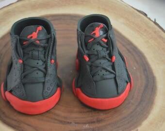 Custom Sneaker Cake Topper