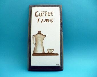 Coffee Time - Black n.2