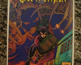CatWoman Issue 6 DC Comics 1994