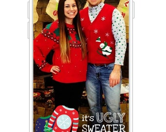 Custom Christmas Snapchat Geofilter Christmas Party
