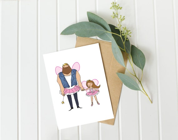 dad birthday card father daughter card daddy birthday card – Father Daughter Birthday Cards
