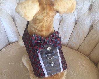 Dog Couture Tuxedo Vest