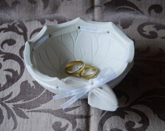 Ring dish, dish to the wedding ceremony