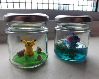 Pokemon In a Jar! (Only one available of each)