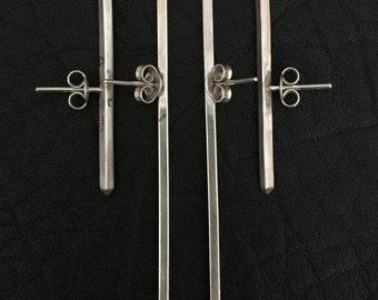 Obelisk Earrings
