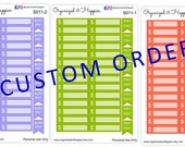 CUSTOM Monthly Money Income Expense Bill Due Pay Day Planner Debt Tracker Snowball Debt Finances Budget #S011 CUSTOM