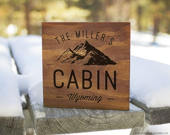 Cabin wall decor | Etsy