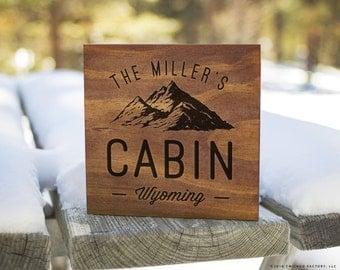 custom cabin signs cabin signs cabin decor cabin wall decor lodge sign - Lodge Decor