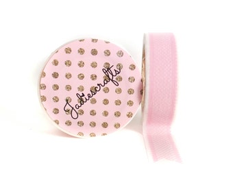 Baby Pink Lace Washi Tape
