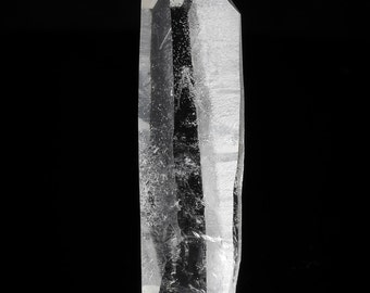 6.4cm CLEAR QUARTZ Crystal Point from Corinto, Brazil - Clear Quartz Point, Quartz Pendant, Healing Crystal Jewelry, Quartz Jewelry 1857