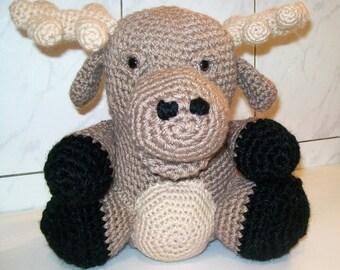 Amigurumi, amigurumi reindeer reindeer crochet stuffed reindeer plush reindeer crochet blanket crochet blanket plush reindeer