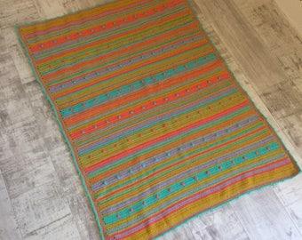 Crochet Snuggle Blanket