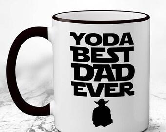 Best Dad Ever Mug // Father's Day Mug // Dad // Funny Coffee Cup // Dad Mug