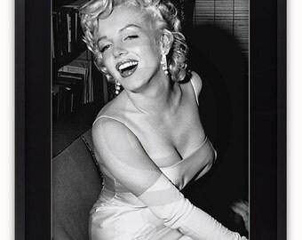 Marilyn Monroe Smile - Classic Poster