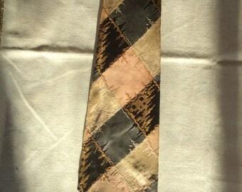 1940s Vintage Men's Necktie