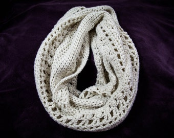 Simple But Elegant Infinity Scarf