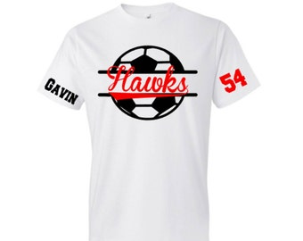 Adult Soccer Shirt Soccer Shirt Customize your team & colors