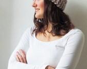 Headband SARAH in Pearl Grey | Knit Earwarmer | Chunky Knit