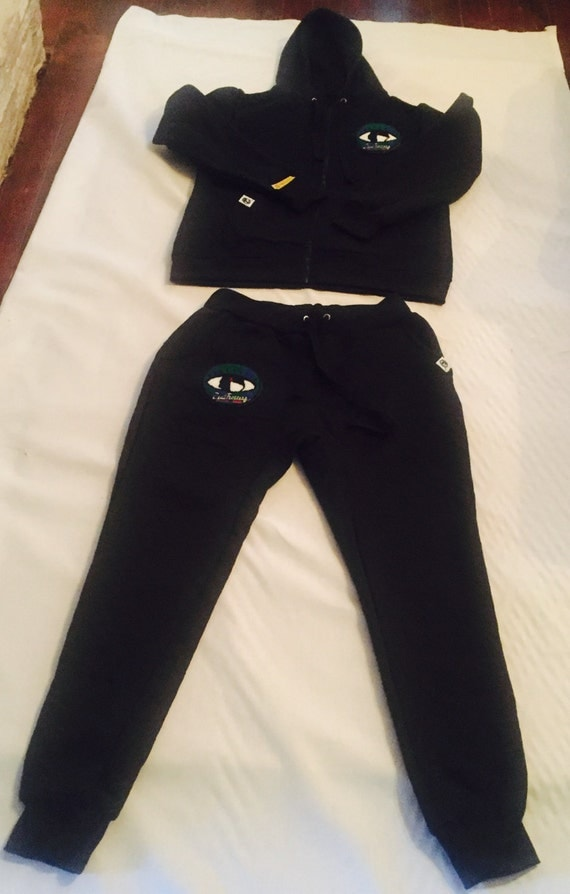 Thrive Timeless ZT Black TrackSuits