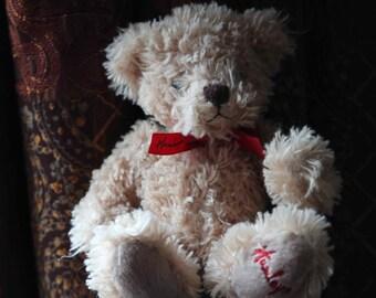 Hamleys Teddy Bear  Good condition  21 cm
