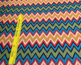 IKAT Chevron Cotton Fabric from Michael Miller