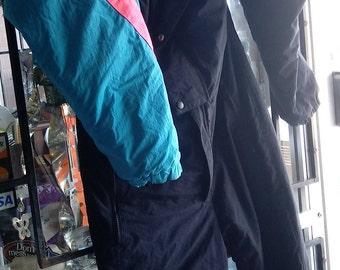 Ossi Vintage Ski Suit