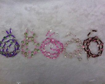 Spring special Going out of business sale Assorted season bead jewelry sets