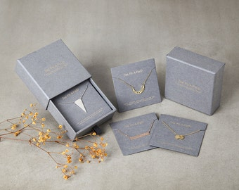 Dainty Personalized Jewelry made with love and care by ...