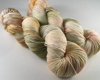 Wildflower - 75/25 Superwash Merino and nylon