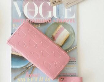 zipper wallet L