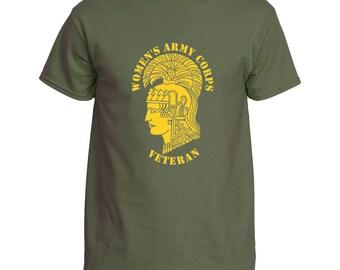 Women's Army Corps ( WAC ) Pallas Athena Shirt
