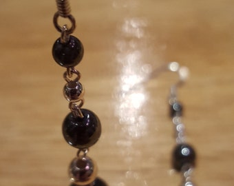 Hematite and Sterling Silver - Headley