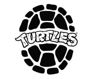 Teenage mutant ninja turtles svg, TMNT svg, turtles svg, mutant ninja svg, cartoon svg, dxf, cricut, silhouette cutting file, download