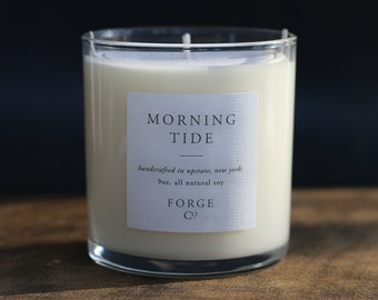Morning Tide Soy Wax Candle