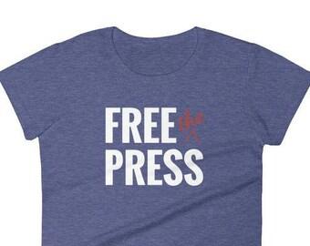 Free The Press - Women's Tee