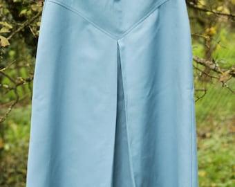 SALE Pastel/Vintage Blue Skirt.