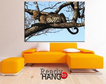 Leopard canvas, Leopard wall art, Leopard print, Leopard canvas art, Leopard home decor, Leopard print art, Leopard home art, Leopard poster