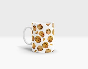 Cookies Mug. 11oz Ceramic Mug.