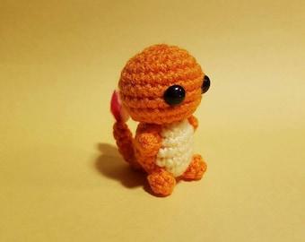 Amigurumi - Charmander/Charmander Pokemon