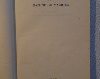 Daphne du Maurier The Kings General 1946 Victor Gollancz First Edition No DJ  Good