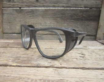 Soviet  Protective glasses, goggles Workers, Soviet goggles Protective, goggles Eye protection, Vintage glasses, Soviet protection