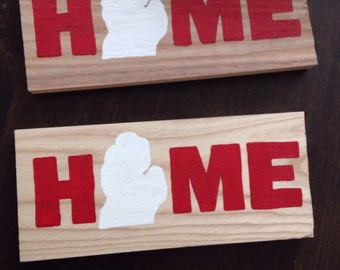 Home Sign - You Choose State or Country